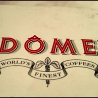 Photo taken at DOME by Prathi on 10/13/2012