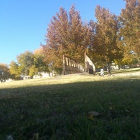 Photo taken at Loveless Park by Andrew M. on 11/7/2012