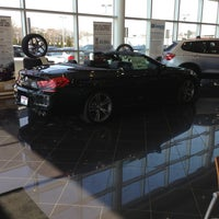 Photo taken at Passport BMW by Larry T. on 3/23/2013
