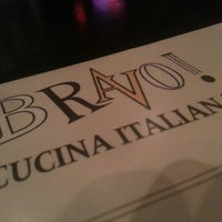 Photo taken at BRAVO! Cucina Italiana by Shyam B. on 10/6/2012