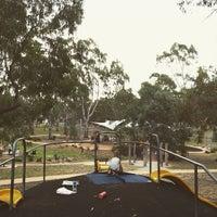 Photo taken at Ruffey Lake Park by gtvone on 2/7/2015