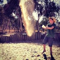 Photo taken at Adventure Playground by gtvone on 1/20/2013