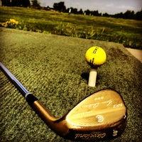 Photo taken at Audubon Golf Course by Davaish S. on 8/22/2014