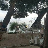 Photo taken at Restaurant Dvor by Leontien D. on 6/25/2016