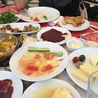 10/13/2012 tarihinde Güneş Y.ziyaretçi tarafından Zeytindalı Kahvaltı Evi'de çekilen fotoğraf