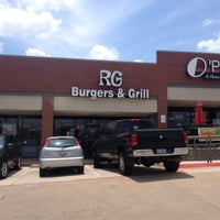 Photo taken at RG Burgers & Grill by R.J. D. on 6/24/2014