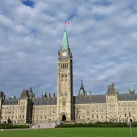 Photo taken at Parliament Hill by KW on 10/20/2012