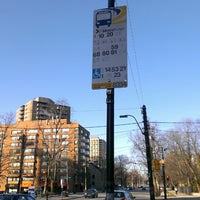 Photo taken at Halifax Transit Bus Stop #8334 by KW on 3/17/2013