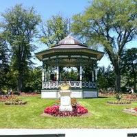 Photo taken at Halifax Public Gardens by KW on 7/14/2013