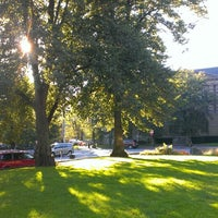 Photo taken at Grafton Park by KW on 10/4/2013