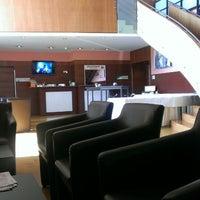 Das Foto wurde bei SORAT Insel-Hotel Regensburg von KW am 6/18/2013 aufgenommen