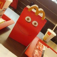 Photo taken at McDonald's by Davide A. on 1/30/2014