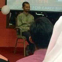 Photo taken at Mini Auditorium by Syu A. on 9/26/2016
