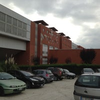 Photo taken at Università della Calabria - Unical by Emilio B. on 11/15/2012