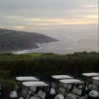 Photo taken at Pinnacle Point Beach & Golf Resort by Chanieel d. on 4/16/2013