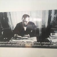 Photo taken at Soma Halk Kütüphanesi by Hakan K. on 5/18/2018