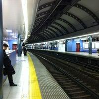 Photo taken at Keisei-Funabashi Station (KS22) by SHINICHI I. on 10/16/2012
