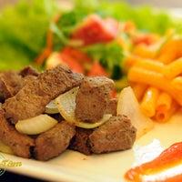 Photo taken at Bánh Mì Café Minh Tâm by PlvQ on 10/22/2013