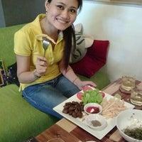 Photo taken at Bánh Mì Café Minh Tâm by PlvQ on 8/19/2013