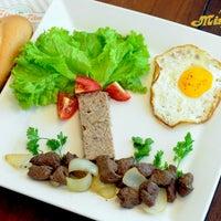 Photo taken at Bánh Mì Café Minh Tâm by PlvQ on 10/21/2013
