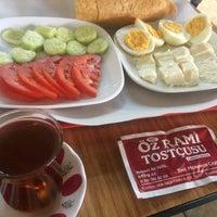 Photo taken at öz RAMİ TOSTÇUSU by Tansu T. on 9/28/2016