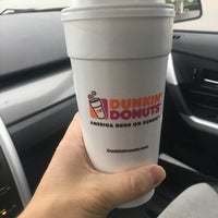 Photo taken at Dunkin Donuts by Chris T. on 5/18/2016