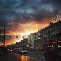 Снимок сделан в Невский проспект пользователем Катя Г. 7/16/2013