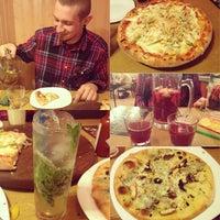 Photo taken at Pizza Ollis by Катя Г. on 7/17/2013