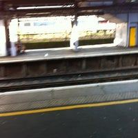 Photo taken at Dover Priory Railway Station (DVP) by Ian W. on 10/14/2012