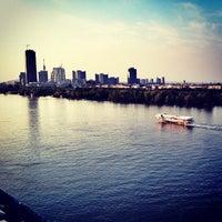 Снимок сделан в Hilton Vienna Danube Waterfront пользователем adam v. 4/24/2013