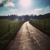 Photo taken at Woldingham by adam v. on 11/23/2013