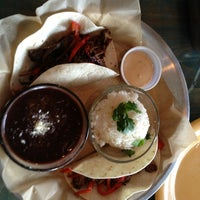 Photo taken at Saucy Taco by Buddy S. on 2/27/2013
