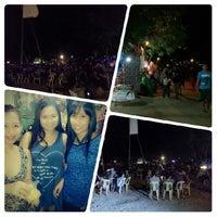 Photo taken at Sunset Resort, Samal Island by Diana B. on 1/4/2014