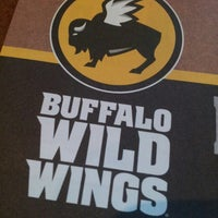 Photo taken at Buffalo Wild Wings by Felicia H. on 4/30/2013
