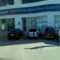 Photo taken at Centro de Atención Telcel by Paul R. on 2/14/2013
