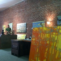 Photo taken at ArtZone 461 Gallery by Leo M. on 9/8/2013