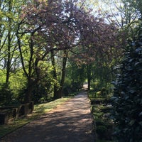 Photo taken at Ostfriedhof by Natalie E. on 6/9/2016