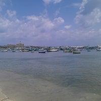 Photo taken at Citadel of Qaitbay by Dinaz H. on 4/20/2013