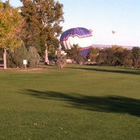 Photo taken at Arroyo Del Oso Golf Course by Alanna M. on 10/5/2013