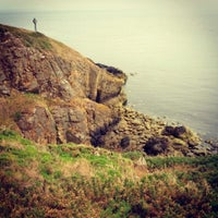 Photo taken at Howth / Binn Éadair by Bart S. on 7/21/2013