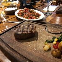 Photo taken at Günaydın Kasap & Steakhouse by Semih G. on 8/4/2018