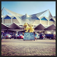 Photo taken at Sports Authority of Thailand by prevuew k. on 3/30/2013