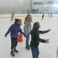 Photo taken at Dr. John J. McMullen Hockey Rink (USNA Brigade Sports Complex) by Chris S. on 10/13/2012