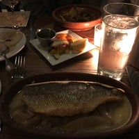 Photo taken at Bodrum Mediterranean Restaurant by Morgan M. on 4/16/2017