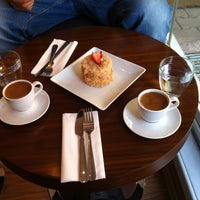 Photo taken at Art Cafe by Isil B. on 4/25/2013