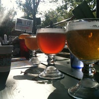 Photo taken at Katy Trail Ice House Outpost by Jake V. on 6/26/2013