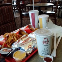 Photo taken at Arby's by Ashley K. on 11/30/2012