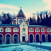 Photo taken at Alte Saline by Sepp W. on 2/26/2015