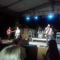 Photo taken at CEFCU Center Stage by Derrick K. on 7/21/2013