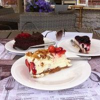 Photo taken at Müüriääre kohvik by Nataly A. on 7/5/2013